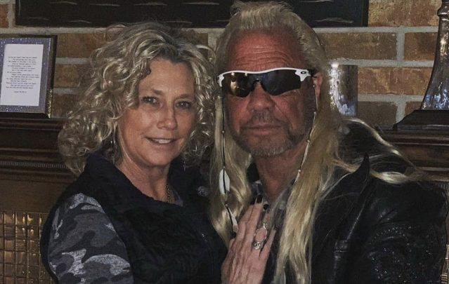 Duane Chapman, better known as Dog the Bounty Hunter, is engaged to his new girlfriend, Francie. They bonded over the deaths of their respective spouses, they say. (Screenshot: duanedogchapman via Instagram)