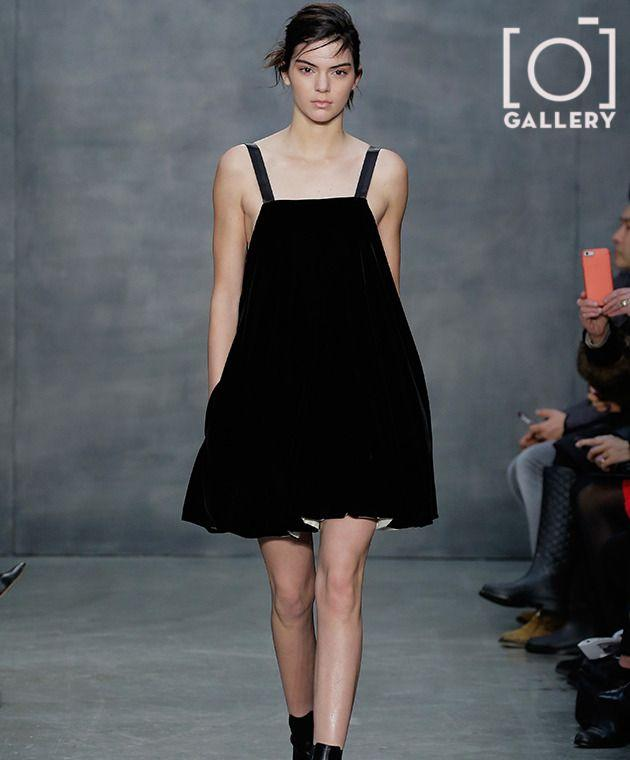 GALLERY: Kendall Jenner Rules NYFW