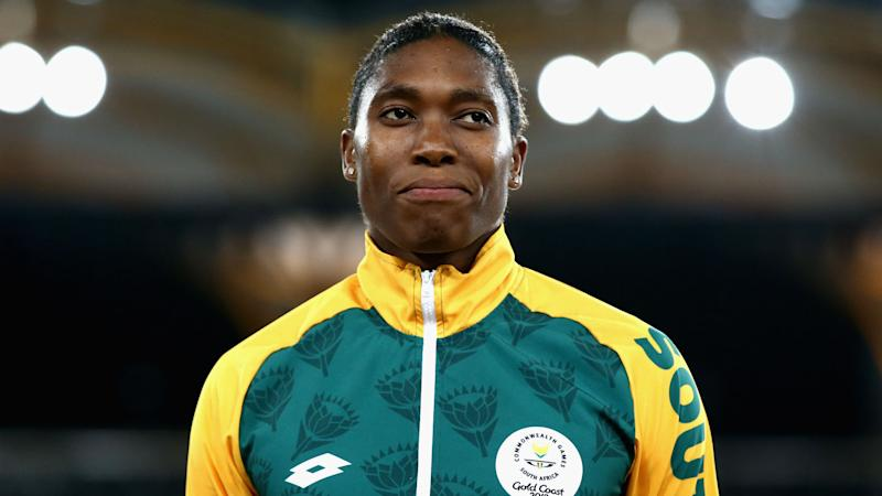Semenya in preliminary South Africa World Championships squad