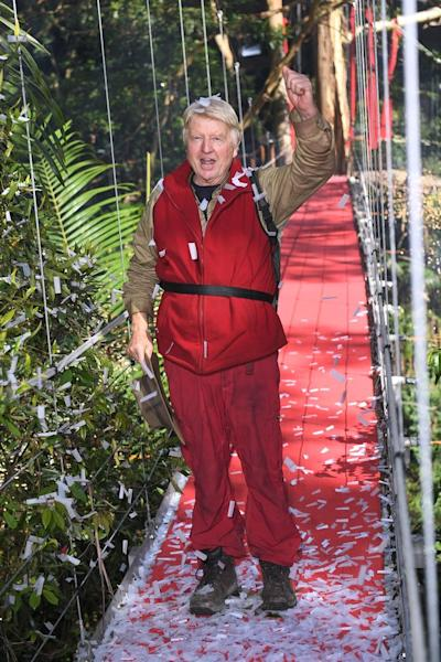 Stanley Johnson asked if his son Boris was still Foreign Secretary as he was voted off of 'I'm A Celebrity... Get Me Out Of Here' on Wednesday (6 December) night.