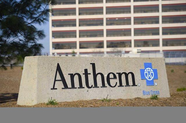 The office building of health insurer Anthem is seen in Los Angeles, California. (Photo: Gus Ruelas/Reuters)