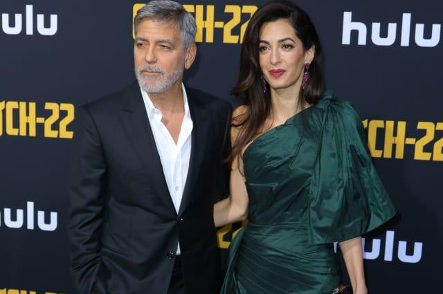 Catch-22 Premiere - Hollywood