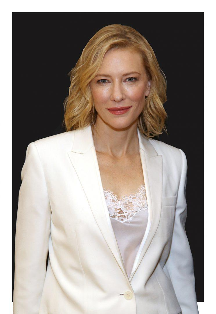 Actress Cate Blanchett (Photo: Getty Images)