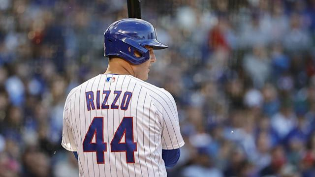 Cubs' Anthony Rizzo on extension talks: 'I've said my piece'