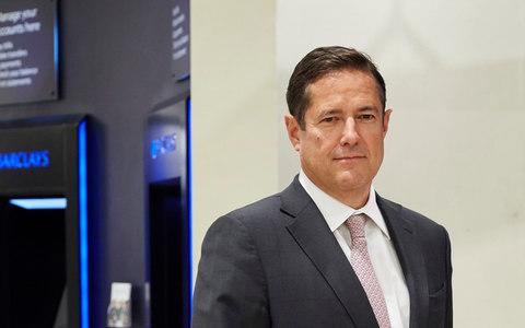 Barclays chief Jes Staley  - Credit: Barclays