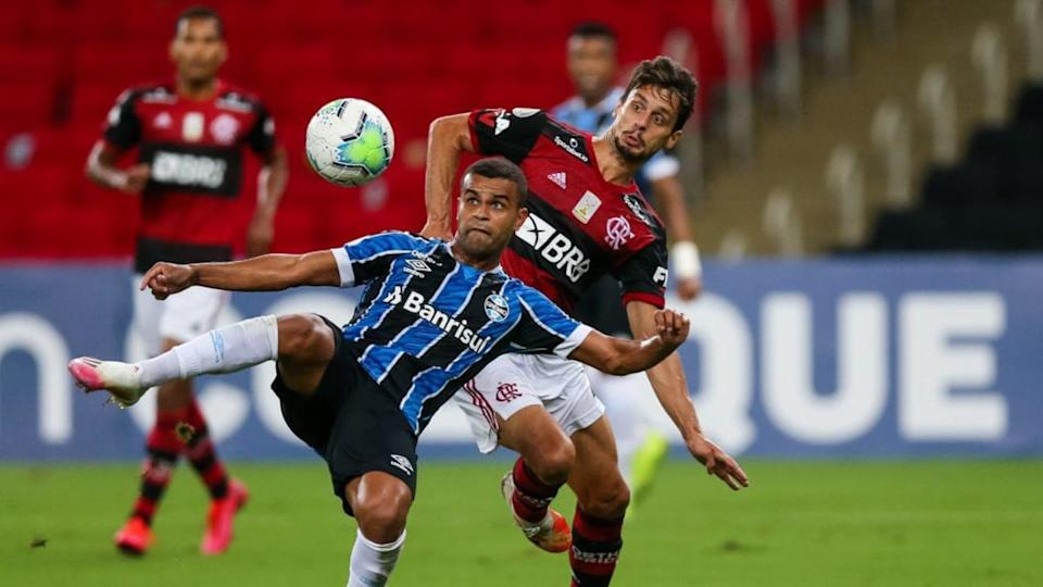 2020 Brasileirao Series A: Flamengo v Gremio Play Behind Closed Doors Amidst the Coronavirus (COVID   Buda Mendes/Getty Images