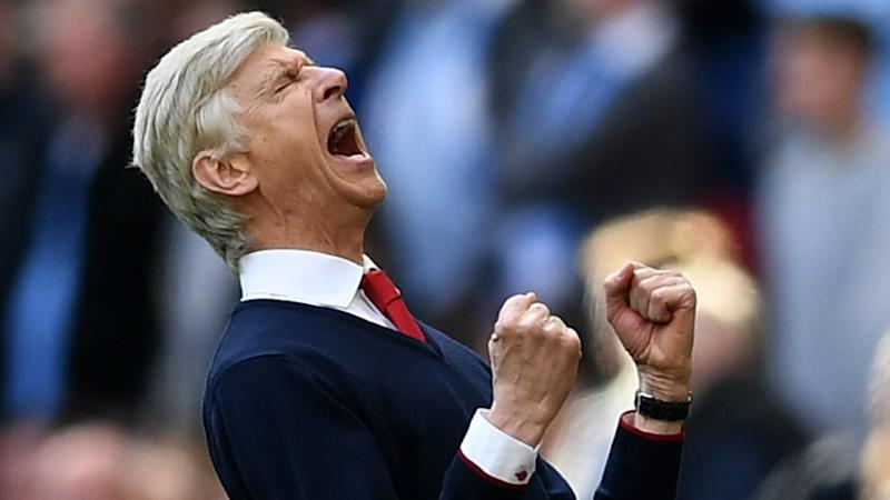Wenger buoyant after seeing Arsenal answer critics with FA Cup semi-final win