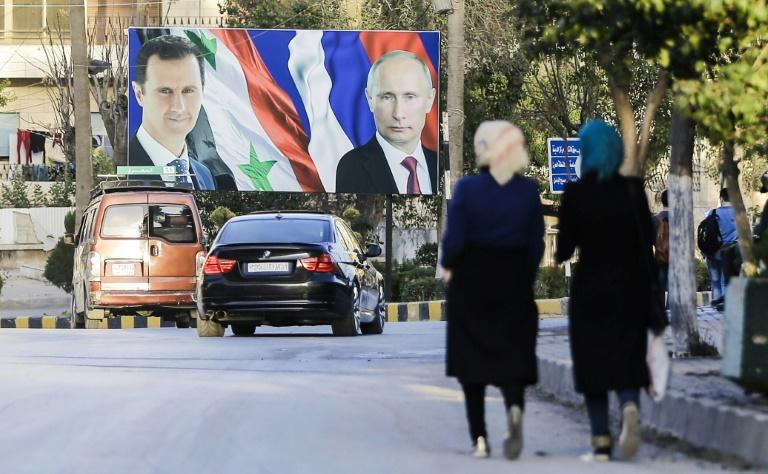 Russia is a key ally of President Bashar al-Assad and its air strikes helped Syrian troops to retake Aleppo