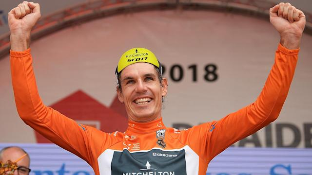 South African Daryl Impey took out the Tour Down Under in Adelaide on Sunday.