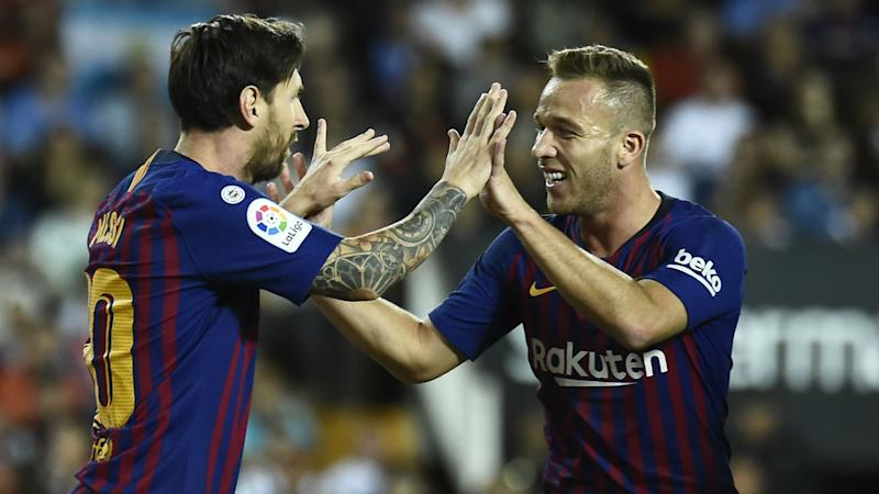 Boateng had to overcome 'crazy' ways to join Messi & Arthur phenoms at Barcelona