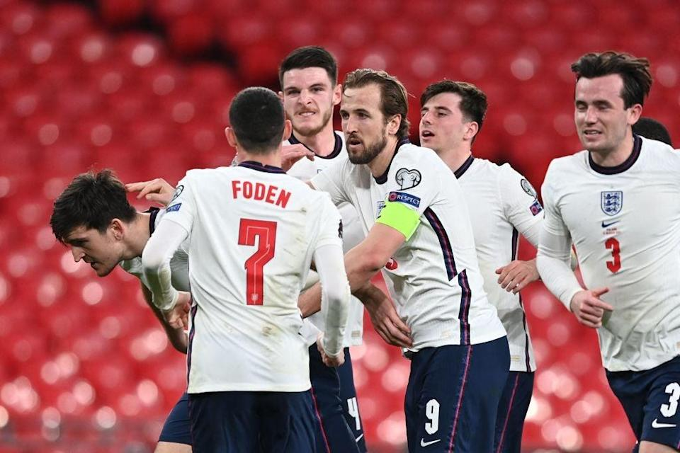 <p>England will be aiming to win this summer, says the boss</p> (POOL/AFP via Getty Images)