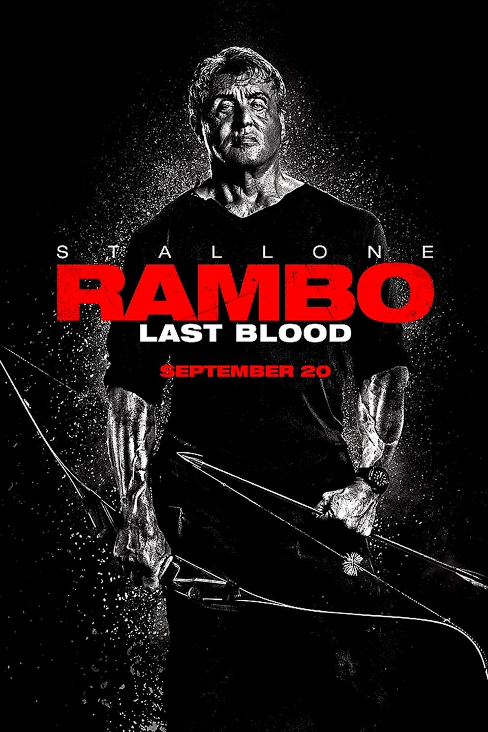 Sylvester Stallone brought John Rambo back for one last mission. (Lionsgate)
