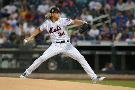 Astros among teams that could explore Noah Syndergaard trade