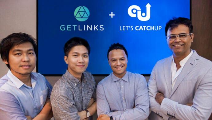 GetLinks acquires LetsCatchUp, aims to connect tech talent in India to Asia