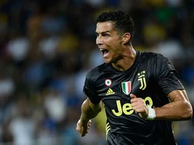 Serie A: Cristiano Ronaldo helps Juventus cement top spot with 'important' win over AC Milan; Inter stunned by Atalanta