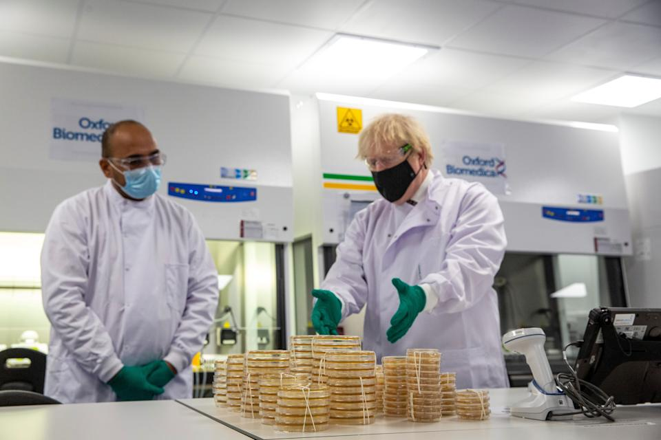 World's largest vaccine maker takes 3.9% stake in Oxford Biomedica for £50m. Photo: Heathcliff O'Malley/Pool via Reuters