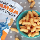 <p>These peanut butter puffs are traditionally an Israeli snack, and people were pumped when they found their way to Trader Joe's.</p>