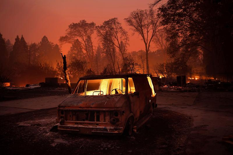President Trump Threatens to Pull Federal Funding Over Deadly California Wildfires
