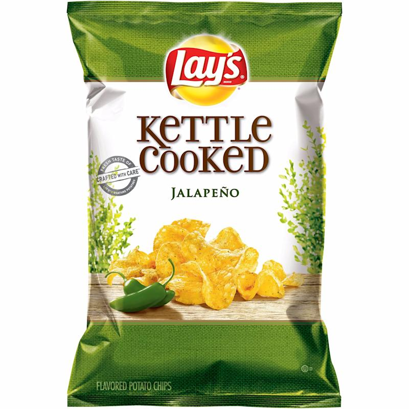Look BEFORE You Snack! Frito-Lay Is Recalling These Jalapeño Chips