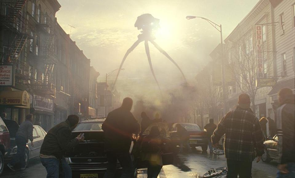 War of the Worlds (Credit: Dreamworks)