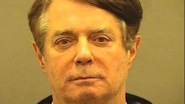 Donald Trump's former campaign manager Paul Manafort changed jails Thursday