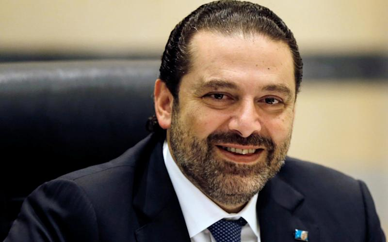 The Middle East remains transfixed by the fate of Saad Hariri, the Lebanese prime minister - REUTERS