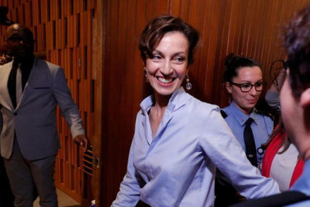UNESCO selects France's Azoulay as new chief