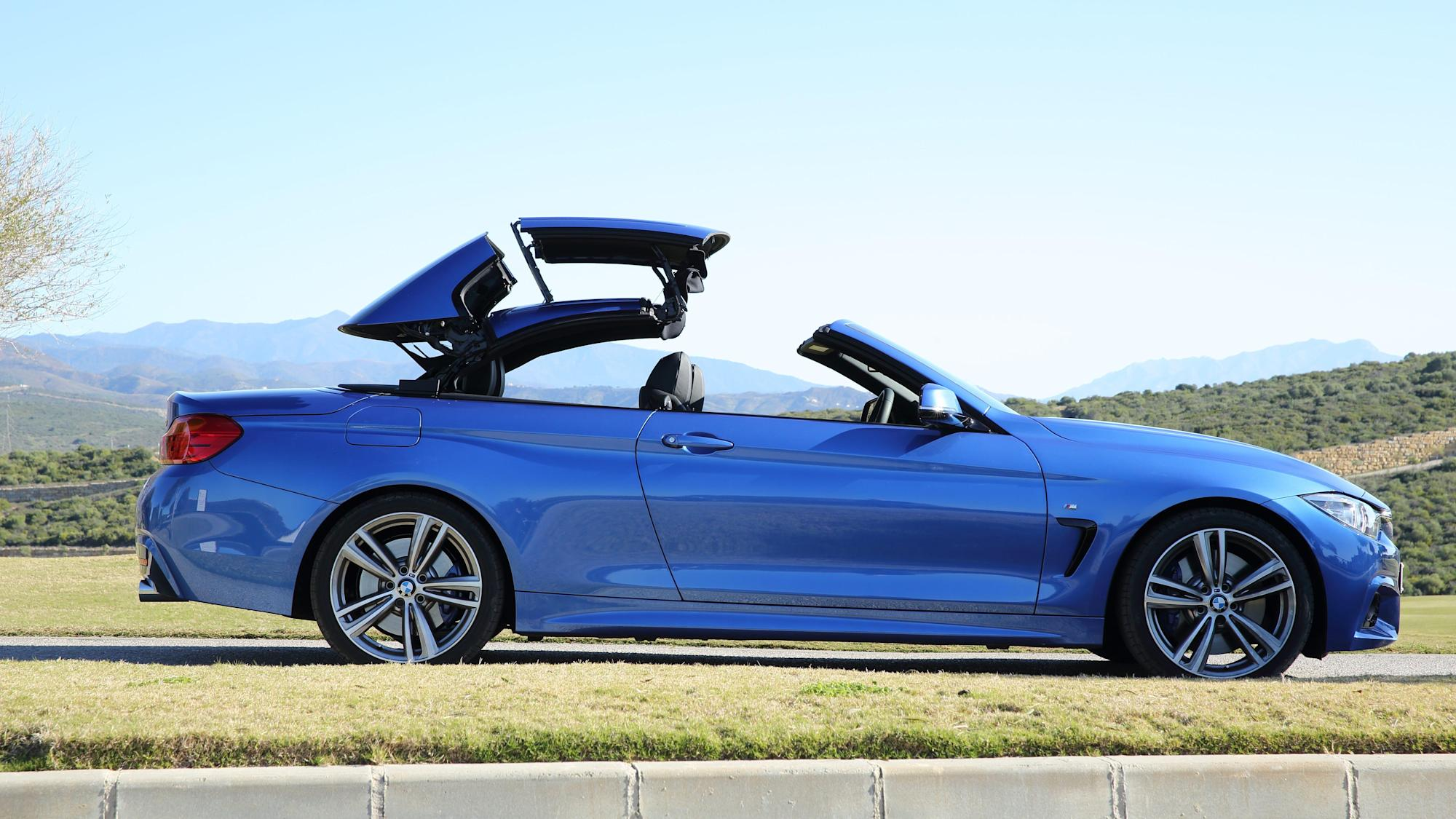 The used hardtop convertibles ideal for a UK winter