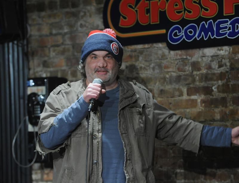 Artie Lange performs at The Stress Factory Comedy Club on Nov. 21, 2018 in New Brunswick, New Jersey. (Photo: Bobby Bank/Getty Images)