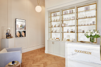 """<p>""""I am not a make-up person, which makes me seem low-maintenance… until you look into my skin care regime. Top of my list is a treatment from <a href=""""https://www.goodskinclinics.com"""" rel=""""nofollow noopener"""" target=""""_blank"""" data-ylk=""""slk:GoodSkin"""" class=""""link rapid-noclick-resp"""">GoodSkin</a> in NYC, which is the chicest clinic that specializes in super subtle tweaks so I can look like I spent the pandemic napping in a boutique hotel in the South of France, not hunched over endless Zoom meetings"""" <em>—Olivia Hosken, Style & Interiors Writer</em></p>"""