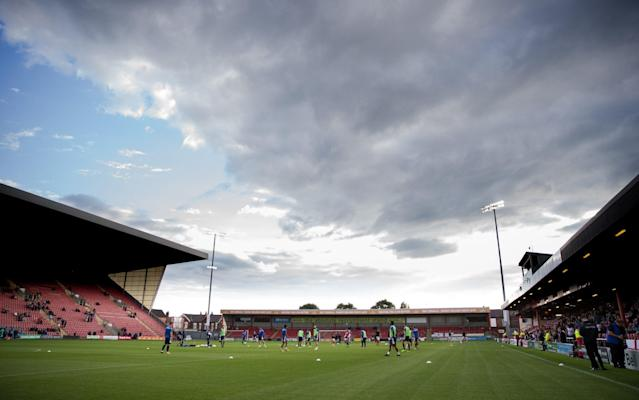 Sponsor vows to stand by Crewe Alexandra despite club reneging on Barry Bennell investigation