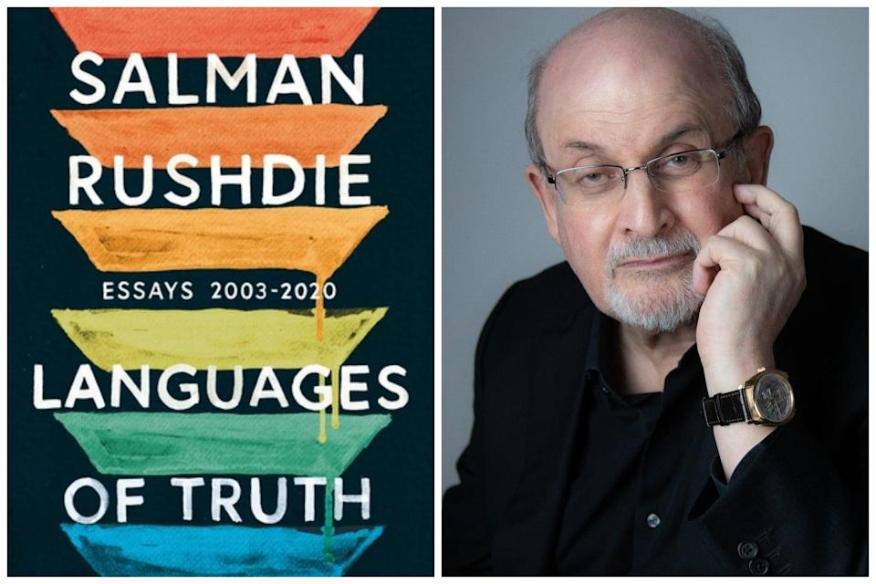 <p>Languages of Truth: Essays 2003-2020 by Salman Rushdie </p> ( )