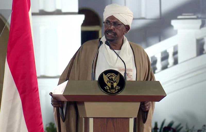 Sudan's Omar al-Bashir was ousted in April, but security forces have remained in power amid civil protests. (Photo: Mohamed Abuamrain/Associated Press)