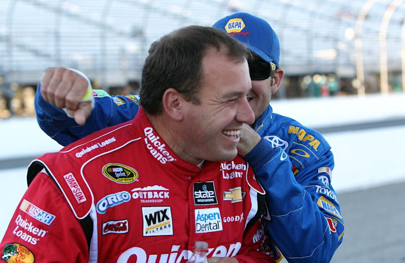 Newman wins pole at New Hampshire