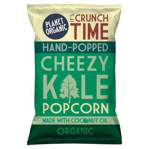 Planet Organic 'It's Crunch Time'