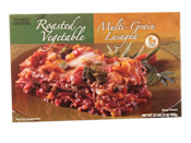 <p>This is one of the more expensive frozen meals at TJ's, but for good reason. The lasagna is massive and could feed a big group or make for a week of leftovers.</p>