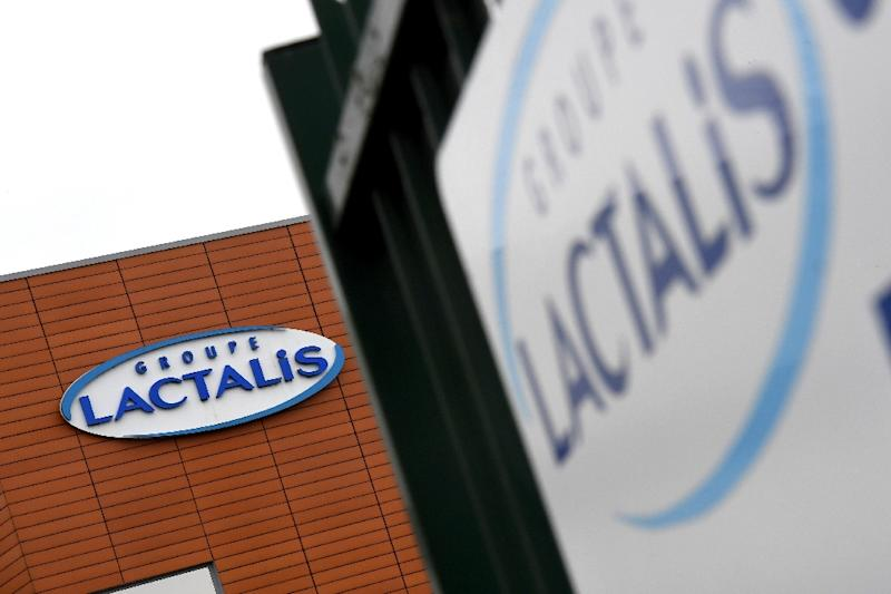 "The French government said there had been a ""major malfunction"" in the way Lactalis handled the recall (AFP Photo/DAMIEN MEYER)"