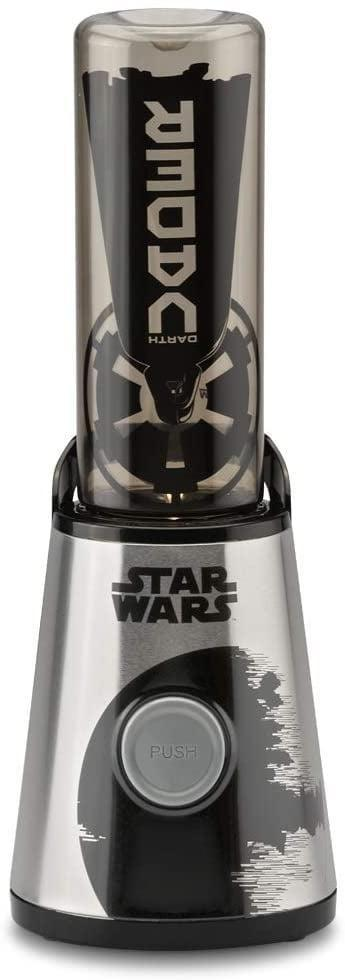 <p>Make yummy smoothies with the <span>Star Wars LSW-700CN Personal Blender</span> ($35).</p>