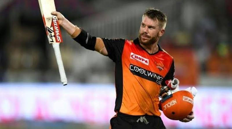 David Warner Bats to Sunrisers Hyderabad's Official Theme Song 'Go Orange Army' in Latest TikTok Video