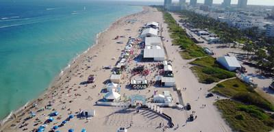 Miami Beach is celebrating the 20th anniversary of the Food Network & Cooking Channel South Beach Wine & Food Festival presented by Capital One, taking place May 20-23.