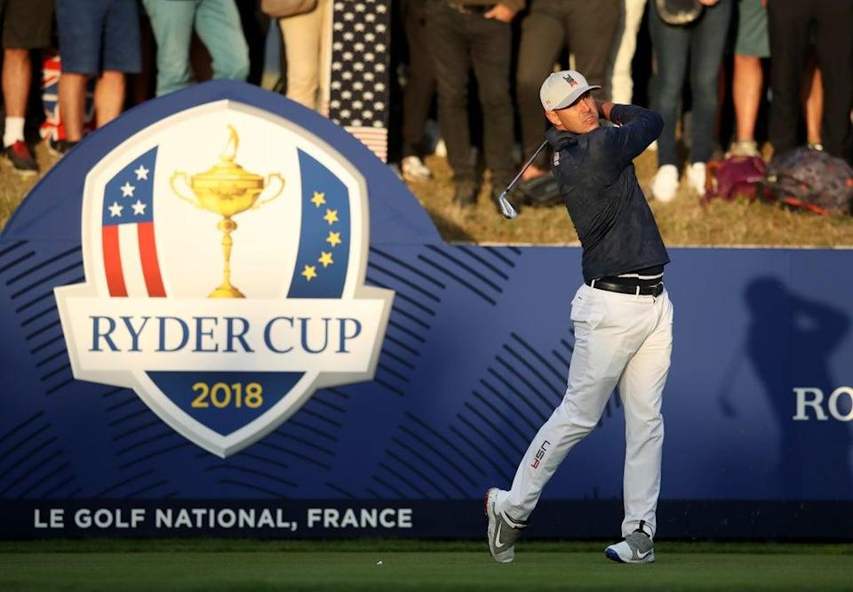 Brooks Koepka's comments about the Ryder Cup have not unsettled United States captain Steve Stricker (Adam Davy/PA) (PA Archive)