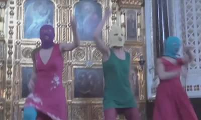 Pussy Riot: Court Bans Videos From Internet