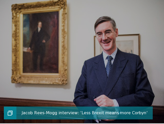 Rees-Mogg interview