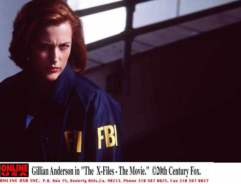 Chris Carter Wrote A Third X Files Movie And It Has Nothing To Do With The New Miniseries