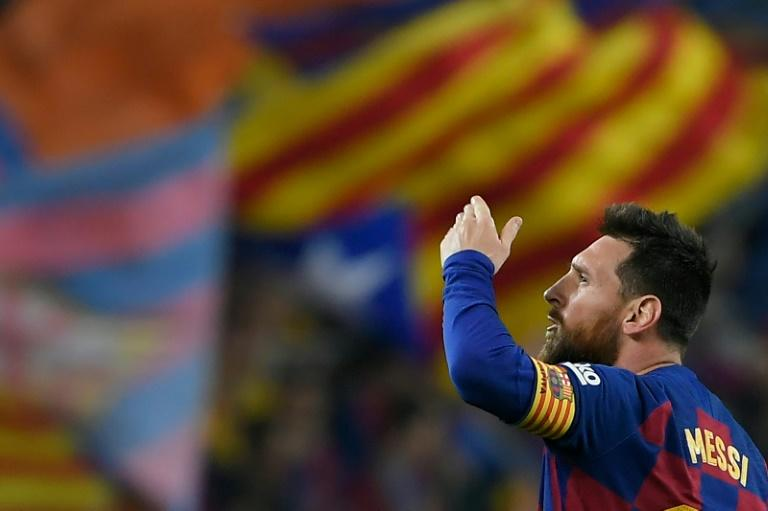 Messi admits he is forced to stay at Barcelona but long-term future in doubt
