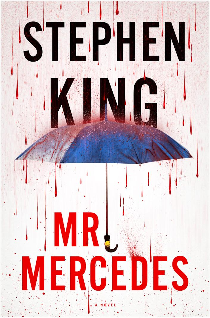 """Stephen King's """"Mr. Mercedes"""" kicked off a detective trilogy featuring a retired cop."""