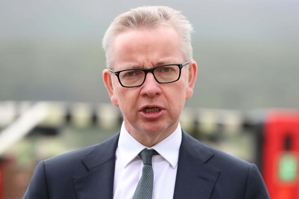 Michael Gove, the Cabinet minister responsible for no-deal planning, insisted Yellowhammer represented a