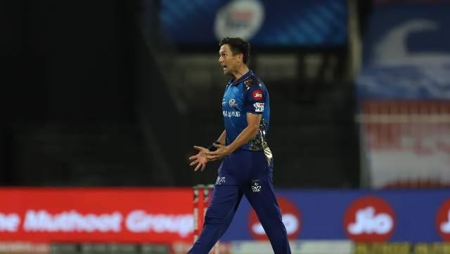 Trent Boult scalped four wickets as Mumbai Indians crushed Chennai Super Kings by 10 wickets in Match 41 of the Indian Premier League at the Sharjah Cricket Ground on Friday. The loss all but dashed CSK's hopes of qualifying for the playoffs, who are lying at the bottom of the table with just six points. Sportzpics