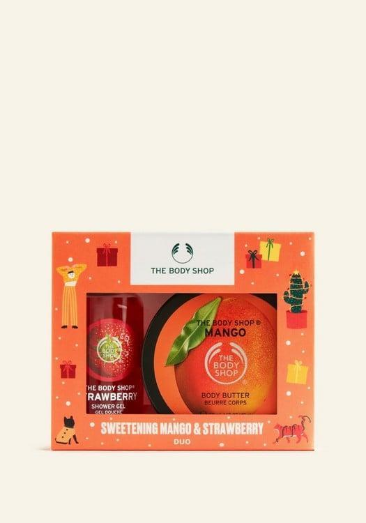 <p>You're a multifaceted being, so you need a two-in-one product like <span>The Body Shop Sweet Mango & Strawberry Duo</span> ($9), which comes with two sweet-scented lotions that are about as refreshing as your personality.</p>