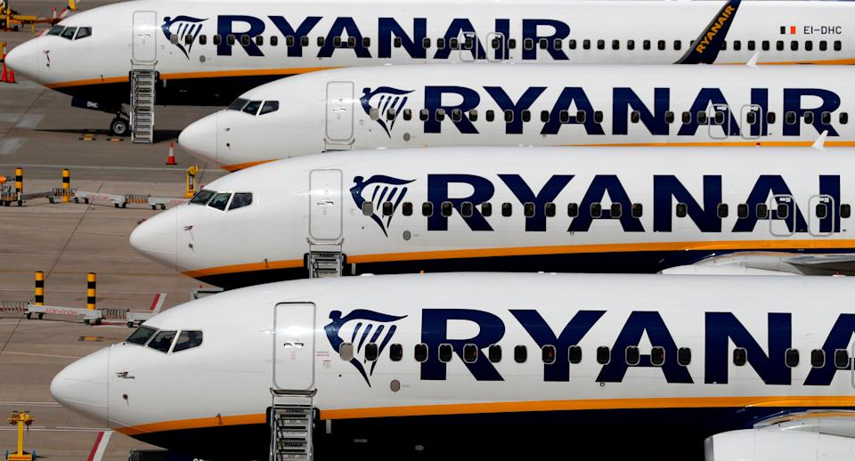 <p>Ryanair says it 'respectfully disagrees' with ruling</p> (AFP via Getty Images)